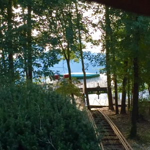 Our boat dock ~